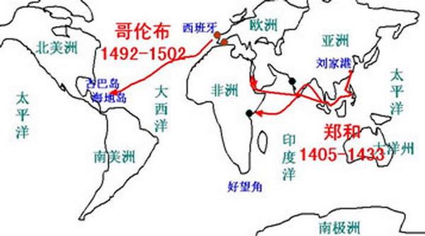 【组图】辣椒与哥伦布,哥伦布发现新大陆的时间,哥伦布远航对美洲的影响,哥伦布航海的动机 - IT中国