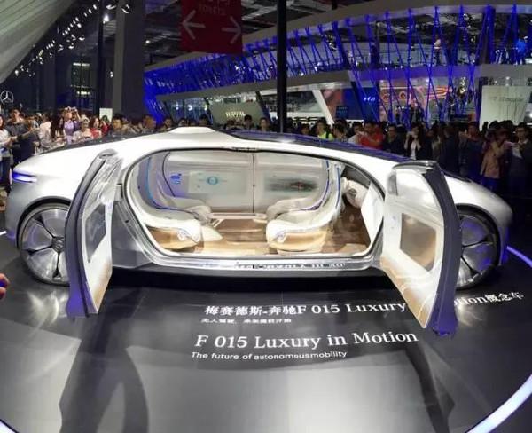 考驾照吗 这些汽车都将具备无人驾驶功能高清图片