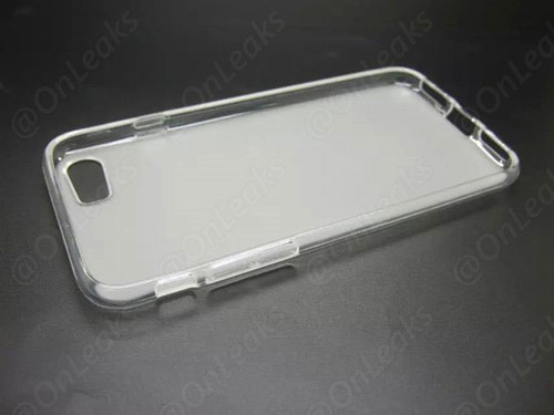 疑似iPhone 7保护壳曝光:耳机孔真没了?
