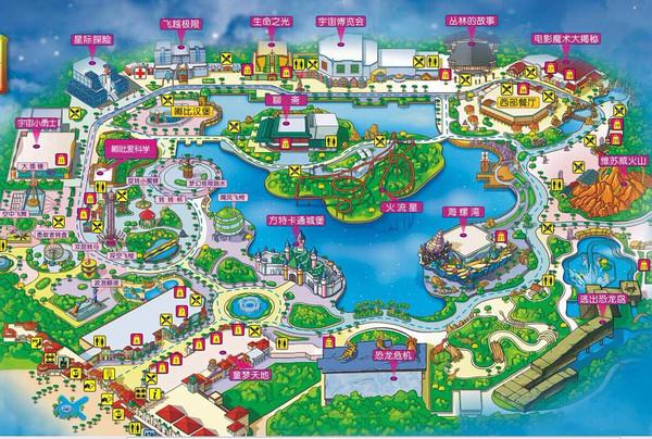 湖南最好玩的游乐场,没有之一,你去过吗?