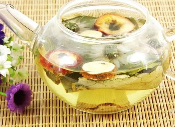 黑茶减肥法图片