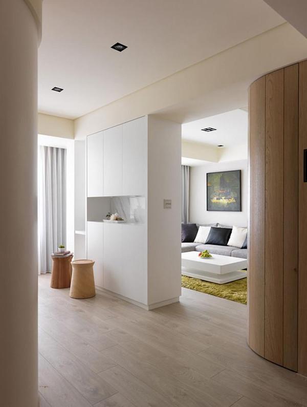 家庭装修隔断墙的设计,空间分割的妙招
