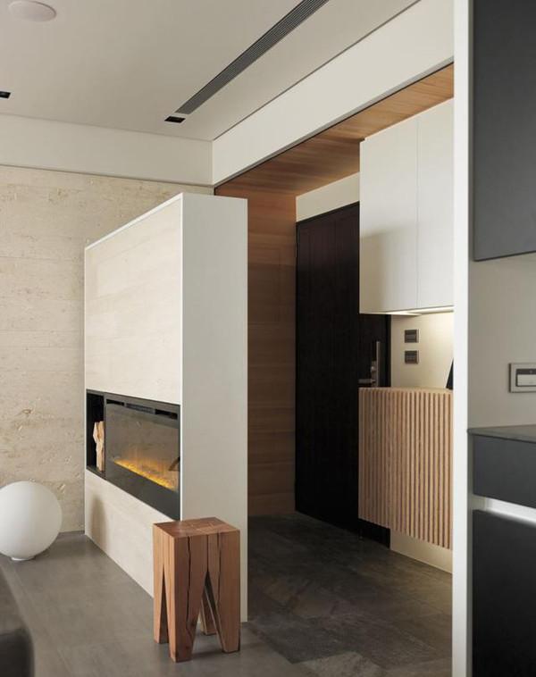 家庭裝修隔斷墻的設計,空間分割的妙招!