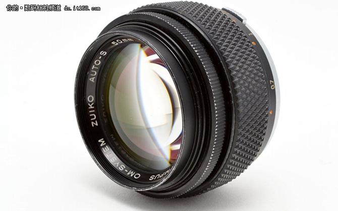 奥林巴斯 OM 50mm f/1.2镜头