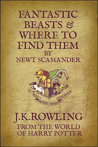 《神奇动物去哪儿了》出版于2001年
