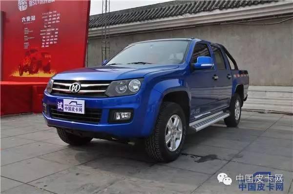 江铃轻型车会创下中国皮卡新纪录吗?