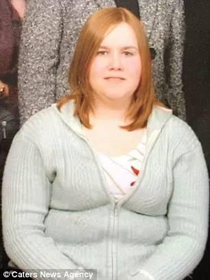 一个200斤的俄罗斯胖女孩,v女孩后浴火重生黄瓜下跪女生口含图片