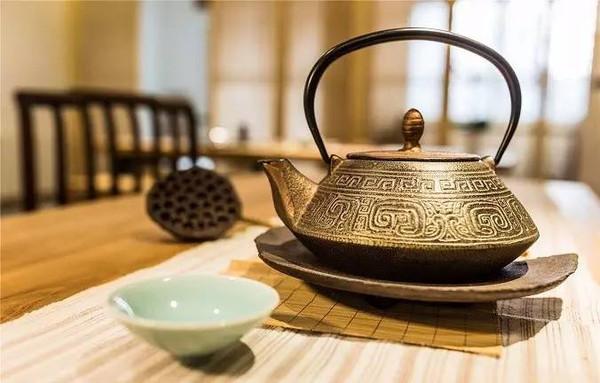 京城七处宜静心慢品的禅意茶室图片