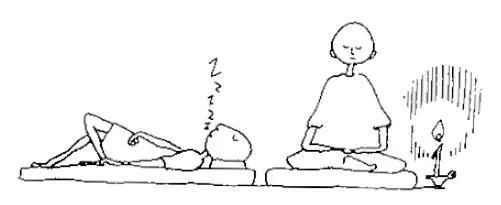 蜗牛禅丨禅修七日决(四)