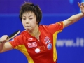 乒乓女王—张怡宁