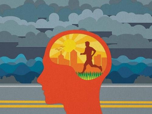 跑步时应该想些什么? 积极思考助提升
