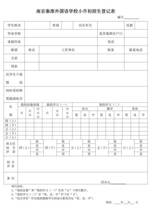 最全|2016南京a信息信息校v信息周记(附:登记报名初中400初中图片