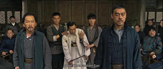 刘青云古天乐再度联手