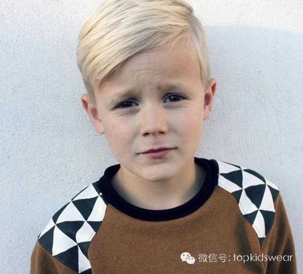 史上最全最酷帅的小男孩发型,简直了