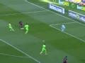 视频-梅西1射3传+失点 内少2球妖星建功巴萨6-0