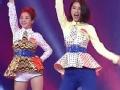 《蜜蜂少女队片花》第一期 吴奇隆队劲歌热舞活力足 再现小虎队经典舞曲
