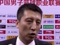 郭士强:命中率低无谓失误过多 输在篮板球不好