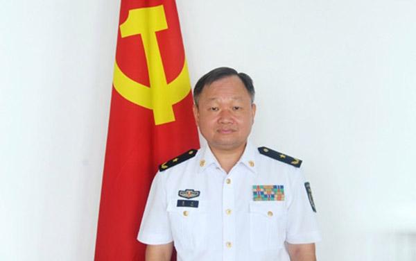 管建国、夏平、毕正、魏刚出任海军纪委副书记