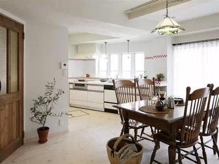 室内装修装饰_110平日本复式设计