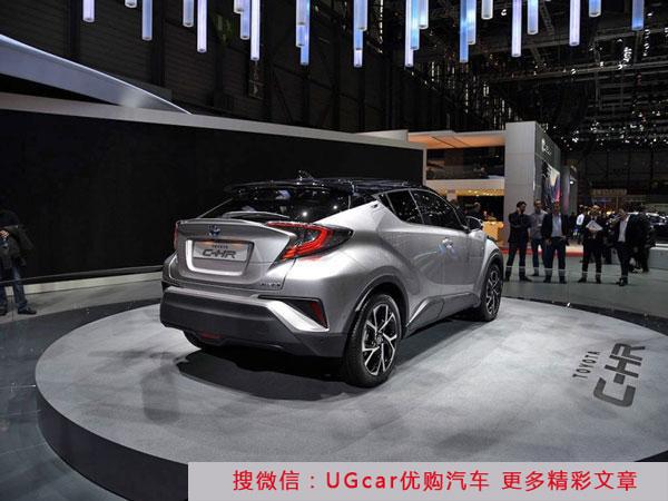 今年国产化 12万就能买到的日系丰田SUV高清图片