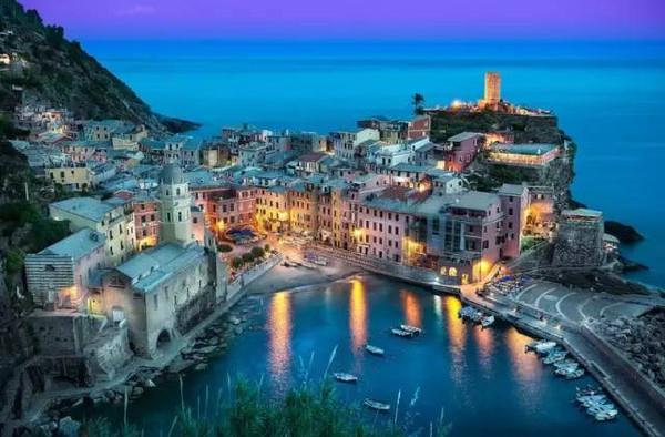 世界上最浪漫的小渔村,不是你想去就能去的