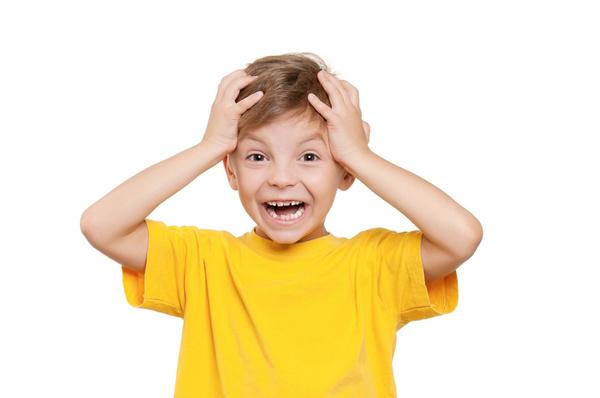 小儿不明原因呕吐,小心儿童脑肿瘤