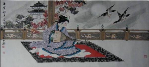 江南古筝简谱
