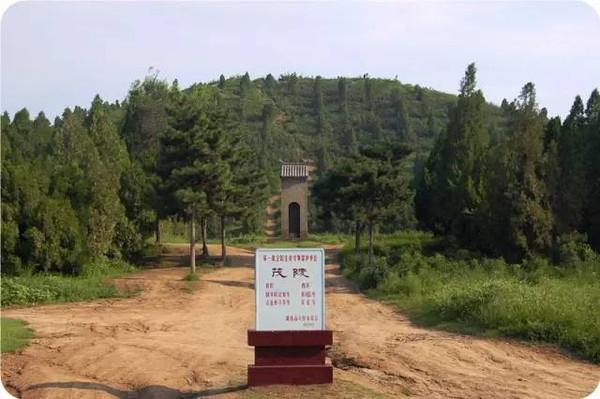 """""""陕西的黄土埋皇上"""",西安周边八大古墓各有各耍法图片"""
