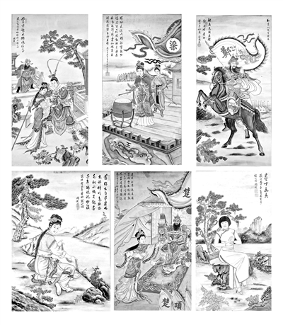 作品被闽台缘博物馆收藏