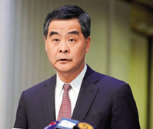 """他指出,香港属于中国一部分,在《基本法》的序言里面已经说了。""""亘古以来,香港是中国的一部分。香港是中国的一部分,这个事实不存在'在2047年之后会有所改变'(的可能性)""""。"""