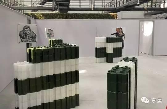 核安保反恐战术锻炼室。