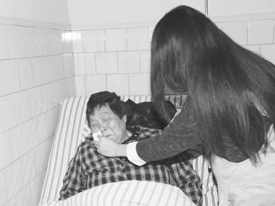 3月17日,杨母出院医治。