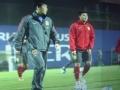视频-中国男足武汉集结 备战与马尔代夫世预赛