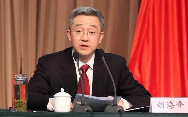 胡海峰当选新一届浙江嘉兴市市长
