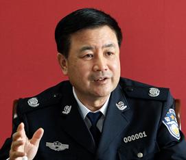 北京副市长、公安局局长王小洪。
