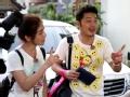 《一路上有你第二季片花》第二期 沙溢老挝遇热血女粉 要求冲镜头喊自己名字