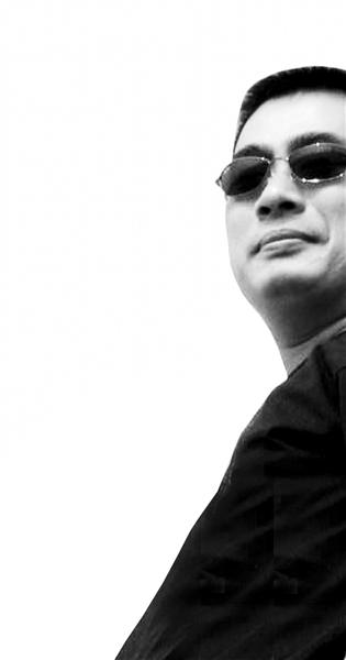 职业打假第一人王海。新华网资料照片