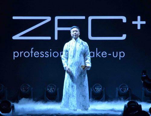 著名彩妆造型师赵富成出演重要角色