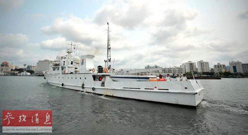 菲船黄岩岛进击中国海警船 中方雷射兵器还击