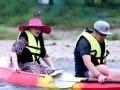 《一路上有你第二季片花》20160326 预告 三对夫妻默契大比拼 王岳伦李湘漂流险翻船