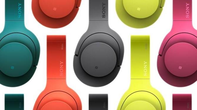 新款索尼耳机h.ear on Wireless NC(MDR-100ABN)