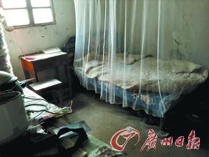 至今余家还保留着尹世平的房间。