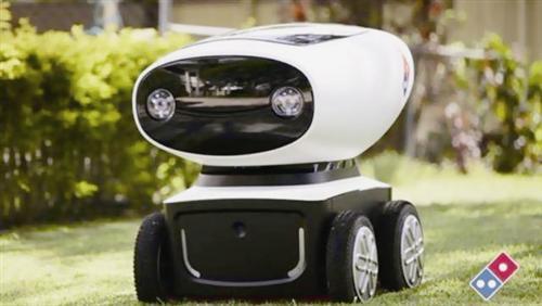 据新华社电 世界知名比萨连锁公司达美乐澳大利亚公司日前宣布,该公司已经研制出全球首款送外卖的机器人,实质上是用来送餐的四轮迷你无人驾驶汽车。