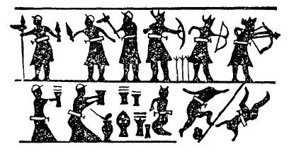 《芈月传》里的是战国古人真实打扮吗?(组图)