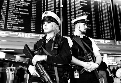 布鲁塞尔恐袭发生后欧洲各国提高安全等级 供图/IC