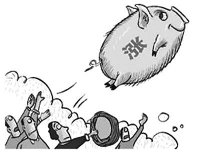 """从以往的经历看,每一年3月份都是猪肉消耗旺季。但是本年的3月,""""小猪""""非分特别神情,猪肉价钱持续新年下跌气势,单个中央价钱乃至创下了4年来的最高程度。猪肉价钱会否延续下跌?其对整年物价走势又会带来哪些作用?教授示意,前期价钱低迷、""""猪周期""""效应显示、寒流雨雪气候等要素成为了""""旺季不淡""""的紧张推手。据业界人士揣测,在商场本身调理与当局适度干涉的两重效果下,猪肉价钱无望趋稳,整年物价亦将保持柔和下跌态势。"""