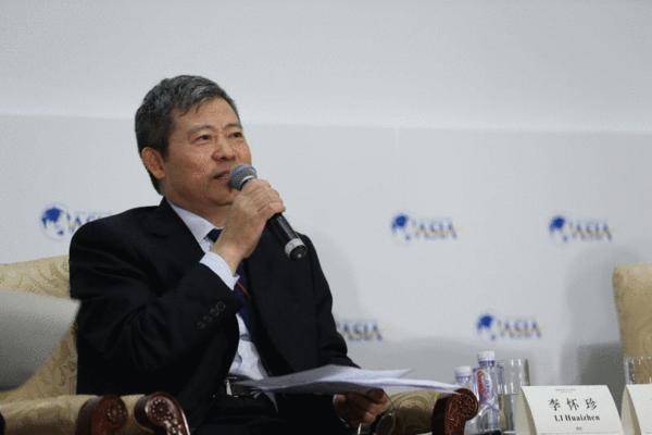 中民投总裁李怀珍