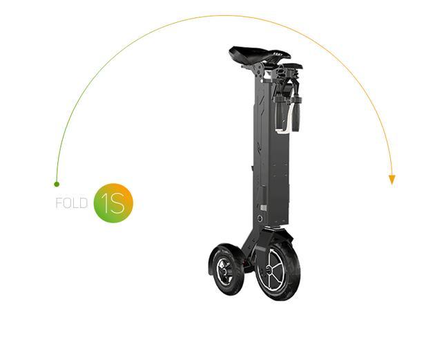 最近智能出现短途代步交通工具非常火热,智能自行车、智能电动车、智能滑板车已经成为新的发展方向,浙江锋鸟车业有限公司(Zhejiang Leading Bird Electric Vehicle CO., Ltd.)是一家集研发、生产、销售和服务于一 体的智能短途代步设备运营商。最近在淘宝众筹一款锋鸟X1-CROSS版智能折叠电动车。