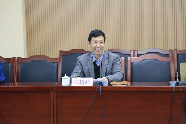 中国艺术研究院党委副书记、中国摄影家协会副主席李树峰代表主办方中国艺术研究院首先发言。