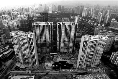 上海楼市新政出台将对投资客造成重创 供图/视觉中国